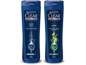 Clear  shampoo antiforfora  vari trattamenti ml 250