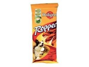 Pedigree ropper  • manzo  • pollo  gr 70