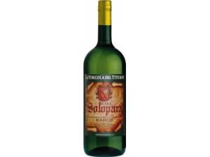 La vinicola del titerno solopaca dop • bianco • rosso lt 1,5