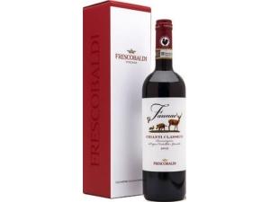 Frescobaldi faunae astuccio 1 bottiglia chianti classico docg 2015 cl 75