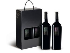 Feudi di san gregorio astuccio 2 bottiglie • 1 trigaio aglianico igt cl 75 • 1 albente falanghina igt cl 75