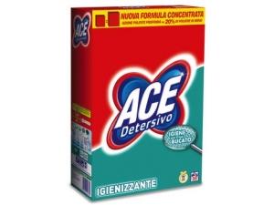 Ace detersivo in polvere per lavatrice 50 misurini