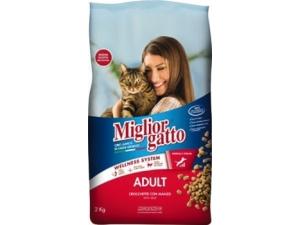 Morando miglior gatto  croccantini per gatto  vari gusti kg 2