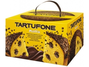 Motta • dolce tartufone • pandoro tartufato gr 750