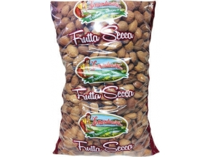 La montanara mandorle sicilia in guscio tostate kg 5