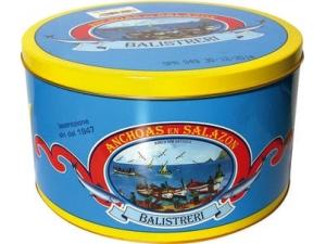Balistreri alici salate kg 5