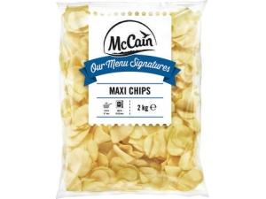 Mc cain  maxi chips  fette kg 2