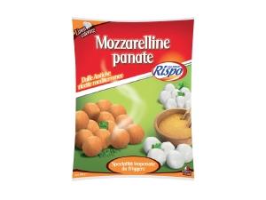 Rispo  mozzarelline panate kg 2,5