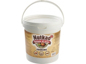 """Nutkao crema nocciola da forno """"cooking"""" kg 6"""