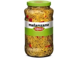 D'AMICO melanzane a filetti  kg 2,9