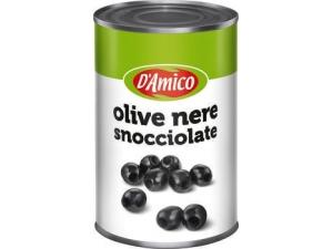 D'AMICO  OLIVE NERE SNOCCIOLATE LATTA kg 4,1