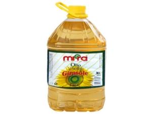 Mira  olio di semi  di girasole  lt 5