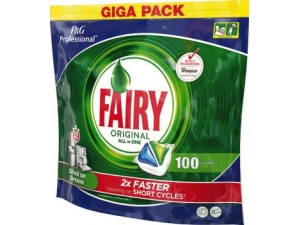 Fairy professional lavastoviglie original 100 caps