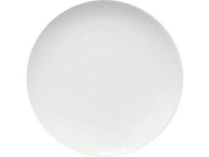 Saturnia piatto frutta siviglia bianco cm 21