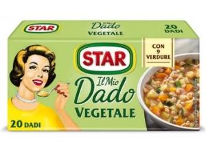 STAR il mio dado • classico • vegetale 20 cubi