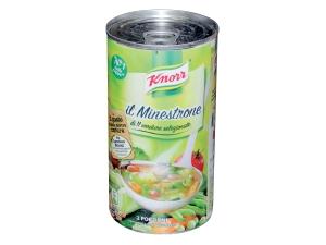 Knorr  minestre  varie ricette in lattina gr 500
