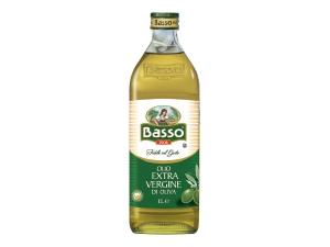 Basso  olio extra vergine di oliva lt 1