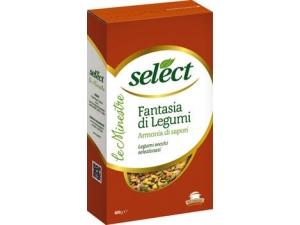 Select  le minestre  gr 400 • fantasia di legumi • fagioli e lenticchie