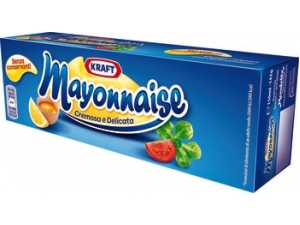 Kraft  mayonnaise in tubo ml 150