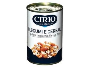 Cirio  legumi e cereali  gr 400