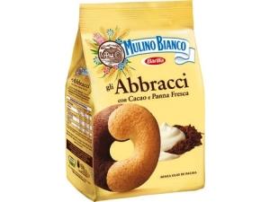 Mulino bianco  biscotti ricchi  • abbracci • pan di stelle • ritornelli gr 700