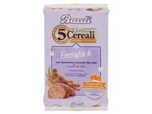 Bauli il croissant  • classico pz 6 - gr 240 • 5 cereali con zucchero di canna pz 6 - gr 240 • senza zuccheri aggiunti pz 5 - gr 200  • integrale pz 6 - gr 240