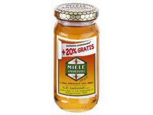 Ambrosoli  miele millefiori gr 250 + gr 50 gratis