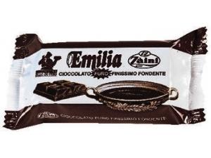 Zaini emilia  tavoletta  di cioccolato fondente gr 200