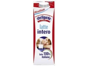 Sterilgarda  latte uht intero microfiltrato - lt 1