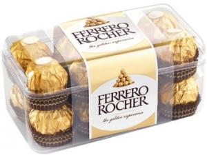FERRERO ROCHER  pz 16