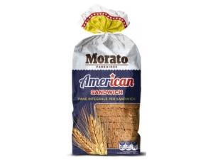 Morato  american sandwich integrale gr 600