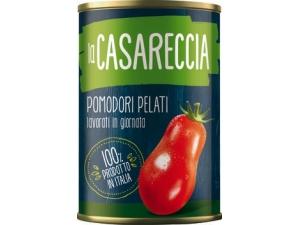 LA CASARECCIA  • pomodori pelati • pomodorini gr 400