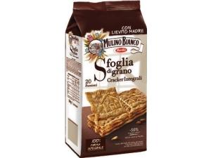 Mulino bianco  sfoglia di grano cracker integrali gr 500