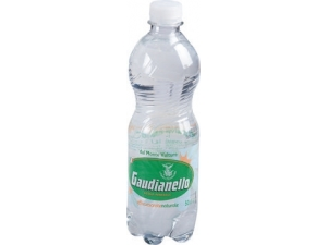 Gaudianello acqua minerale effervescente naturale cl 50