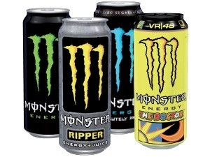 Monster   energy drink   • classico • ripper  • zero ultra white • ultra red CL 50