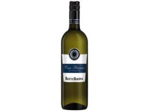 Botte buona  vino DA TAVOLA  • rosso • bianco d'italia cl 75