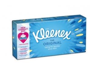 Kleenex original  fazzoletti  box pz 70