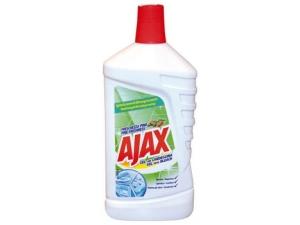 Ajax  • BAGNO GEL        • GEL CON CANDEGGINA  • EXPEL       • LIQUIDO PARQUET  • DISINFETTANTE PAVIMenti • bagno • con candeggina lt 1
