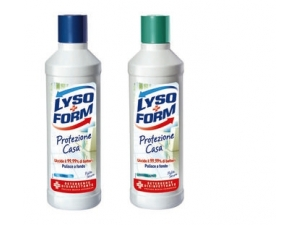 Lysoform  disinfettante casa  • classico • freschezza  alpina • LAVANDA lt 1