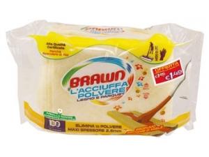 Brawn acciuffa polvere • parquet pz 12 • classico pz 14