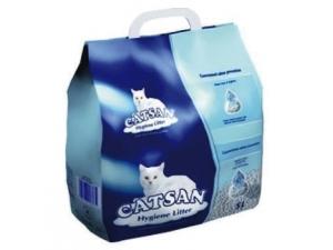 Catsan  lettiera igienica  per gatto  kg 5