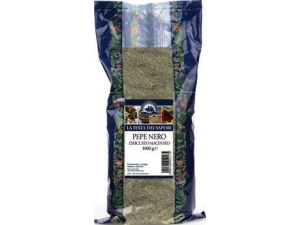 Drogheria & alimentari pepe nero macinato kg 1