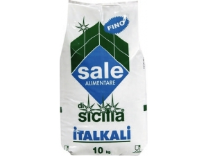 ITALKALI  SALE FINO BUSTA  KG 10