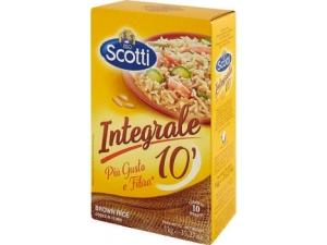 Scotti riso integrale 10' kg 1