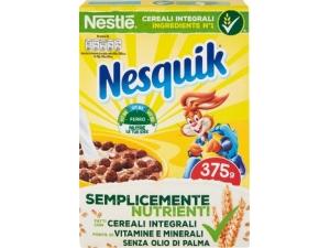 Nestlè nesquik • cereali • choco waves gr 375