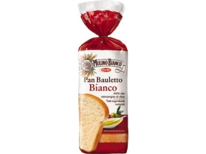 Mulino Bianco  pan bauletto bianco gr 400