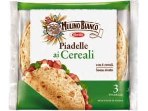 Mulino bianco piadelle ai cereali gr 225