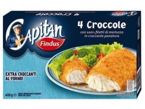 Findus  croccole • classiche • agli spinaci  gr 400