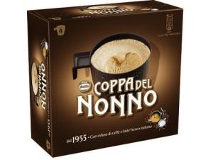 Motta coppa del nonno  4 coppe • gusto classico gr 288 • gusto cappuccino gr 300