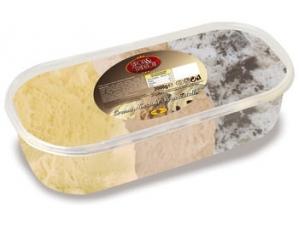 Pelizza  gelato vari gusti in vaschetta kg 2
